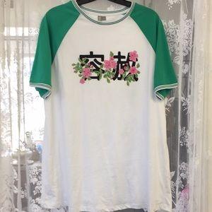 NWOT ASOS t-shirt Size 14